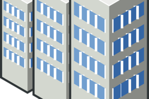 Bâtiments, Grande Hauteur, Maisons, Immobilier